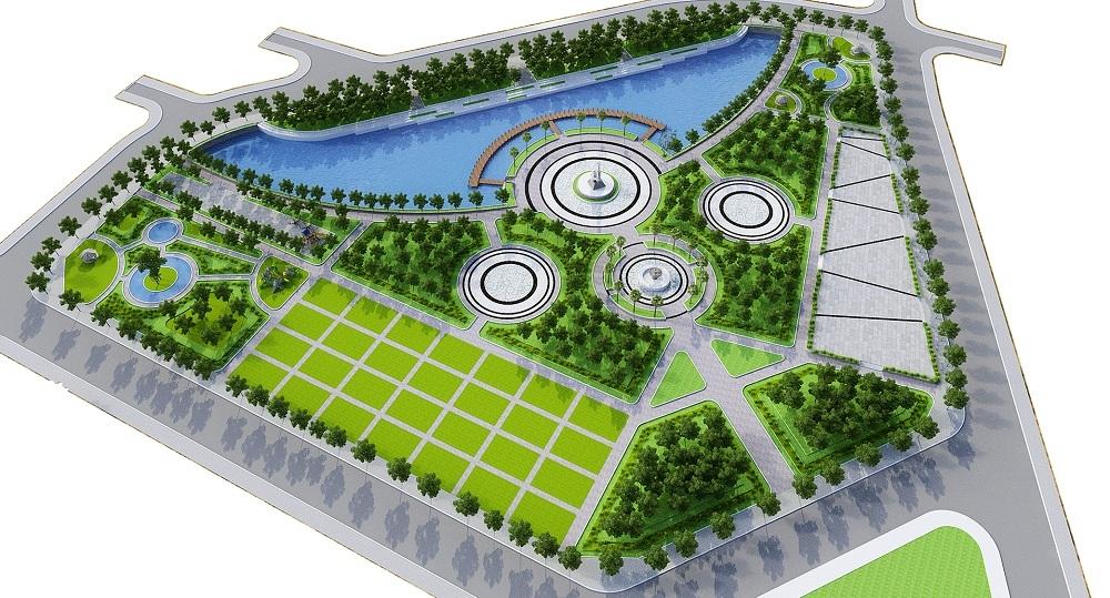 Quảng trường Vân Hồ